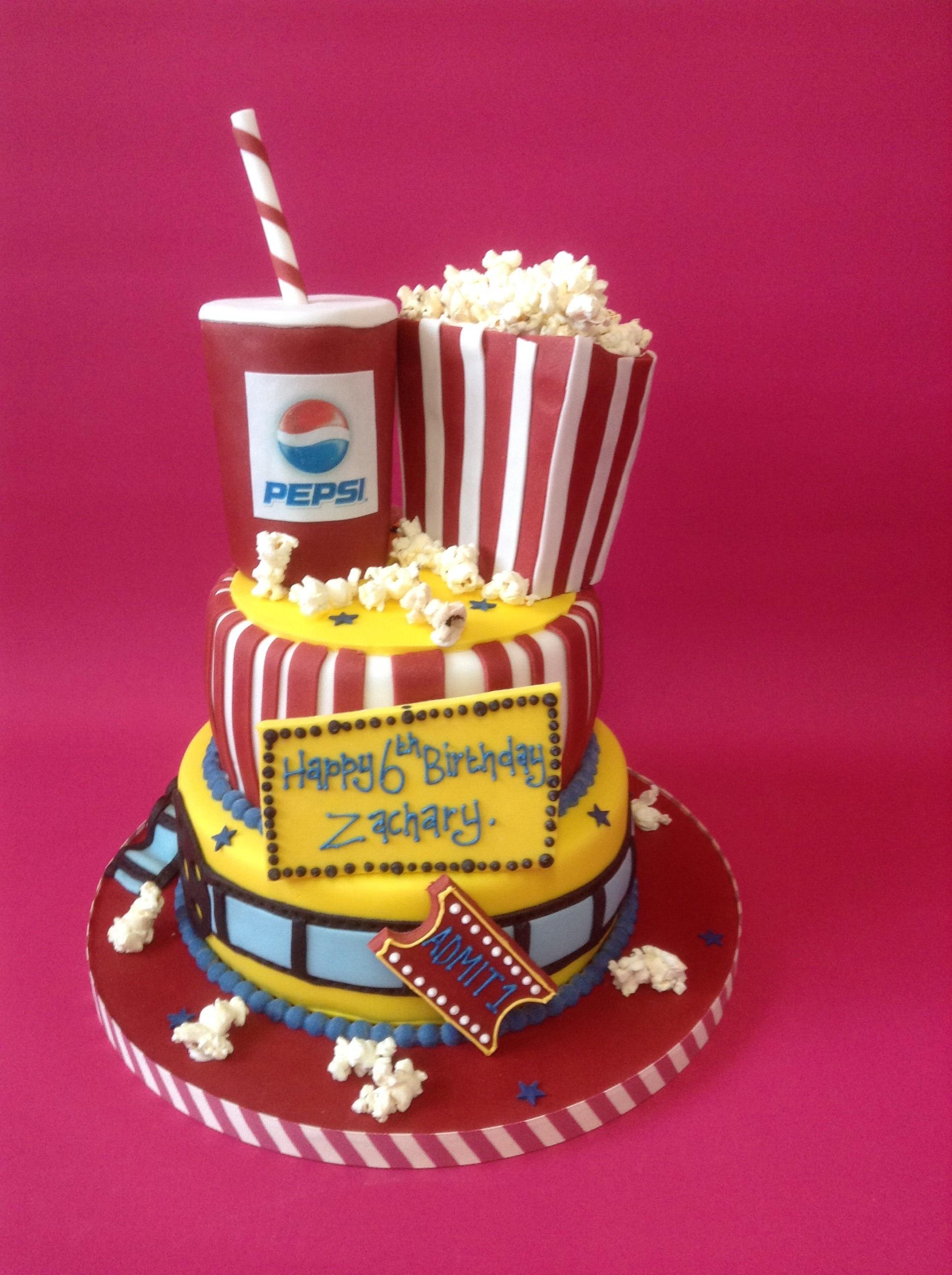 enlarge - Decorative Cakes