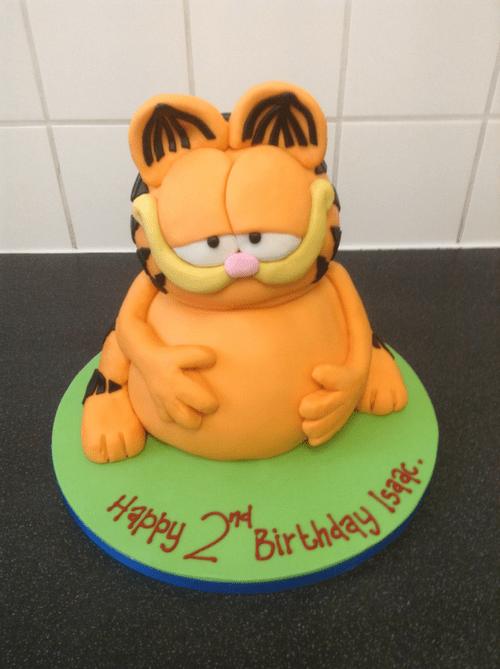 May 2015 Childrens Birthday Cakes
