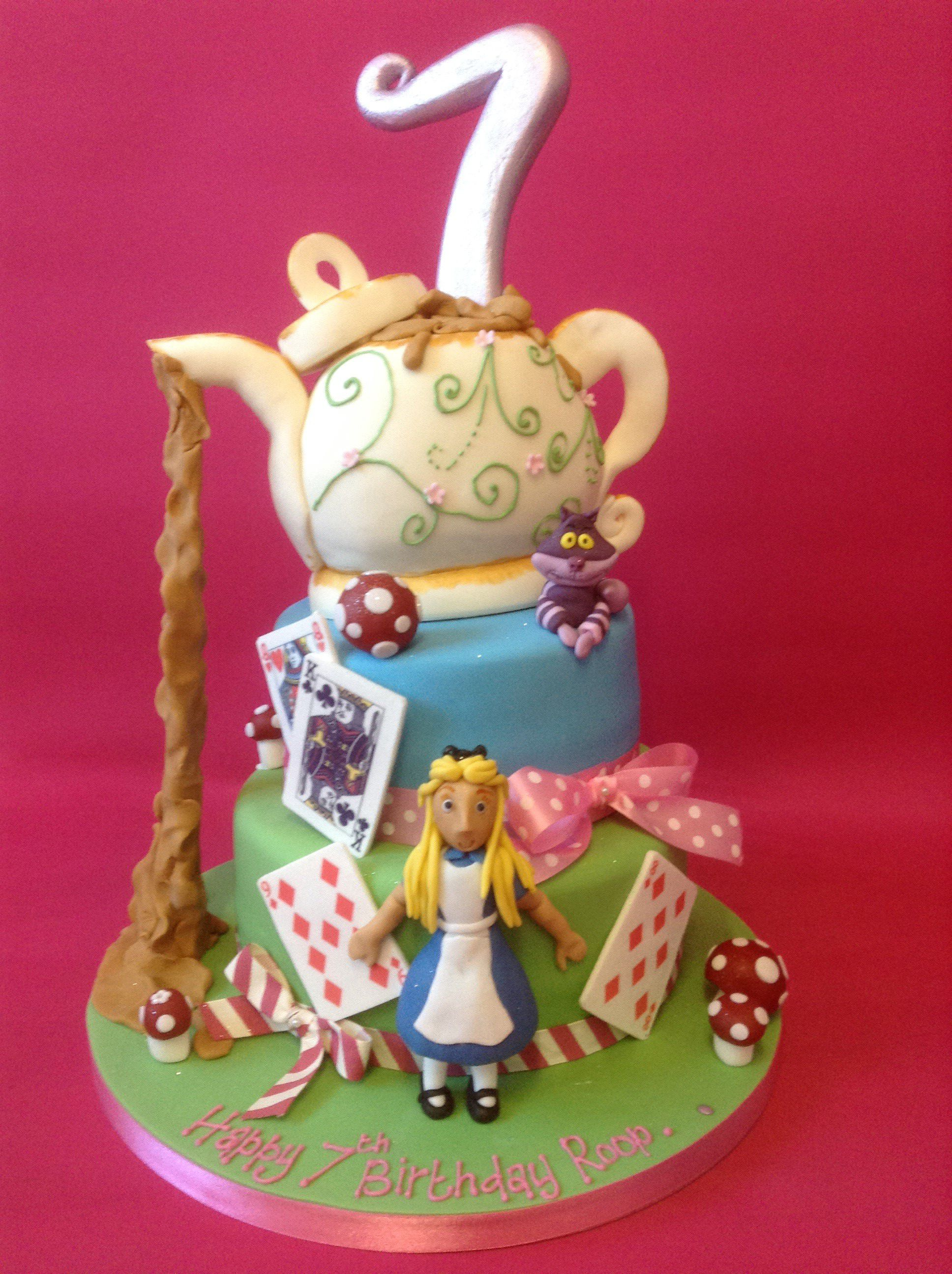 Children S Birthday Cakes Leeds