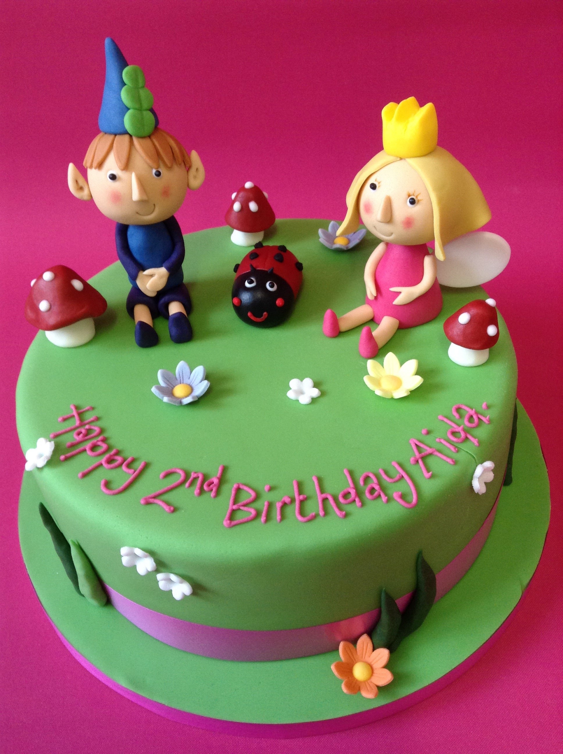 Children s Birthday Cakes in Leeds - The Little Cake Cottage