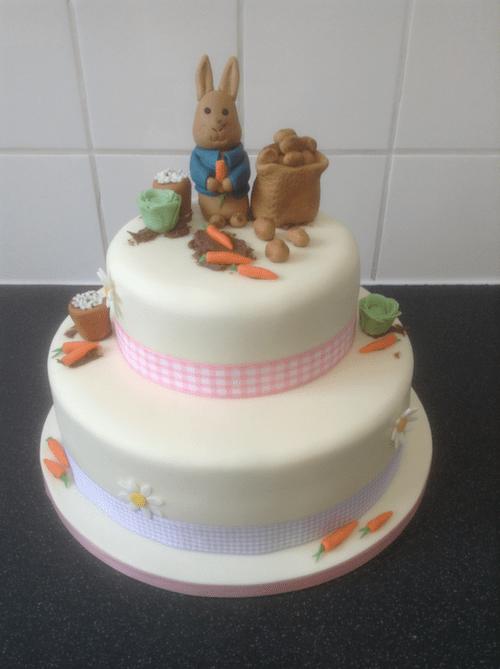 Christening & Baby Shower Cakes