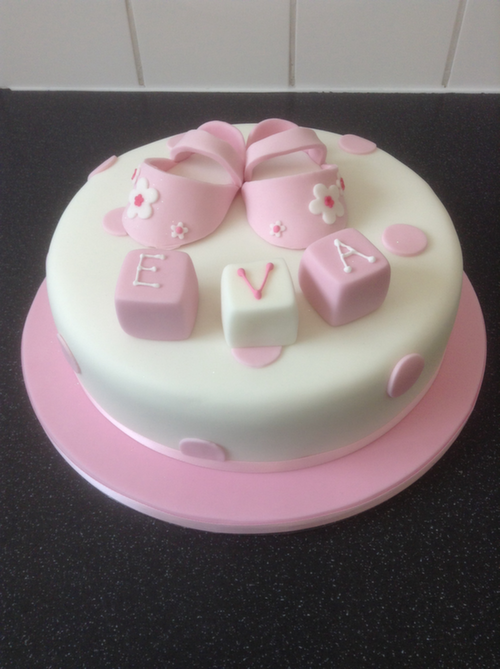 Christening & Baby Shower Cakes in Leeds - The Little Cake ...