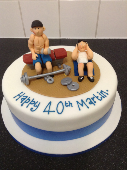 Sports Themed Cakes Leeds The Little Cake Cottage