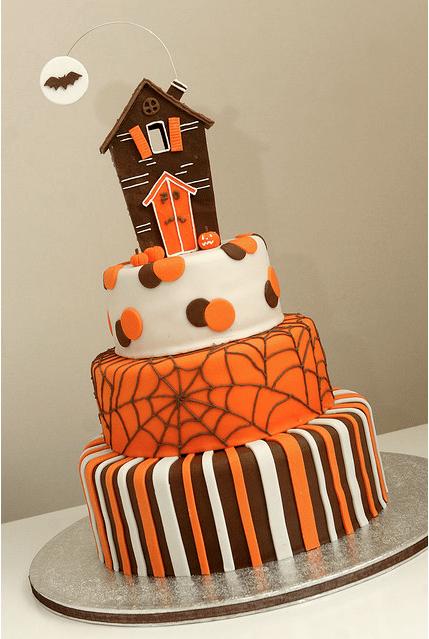 Creepy Halloween Cake Ideas