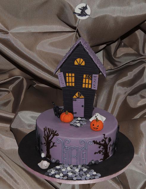 Image Result For Happy Birthday Halloween Cake