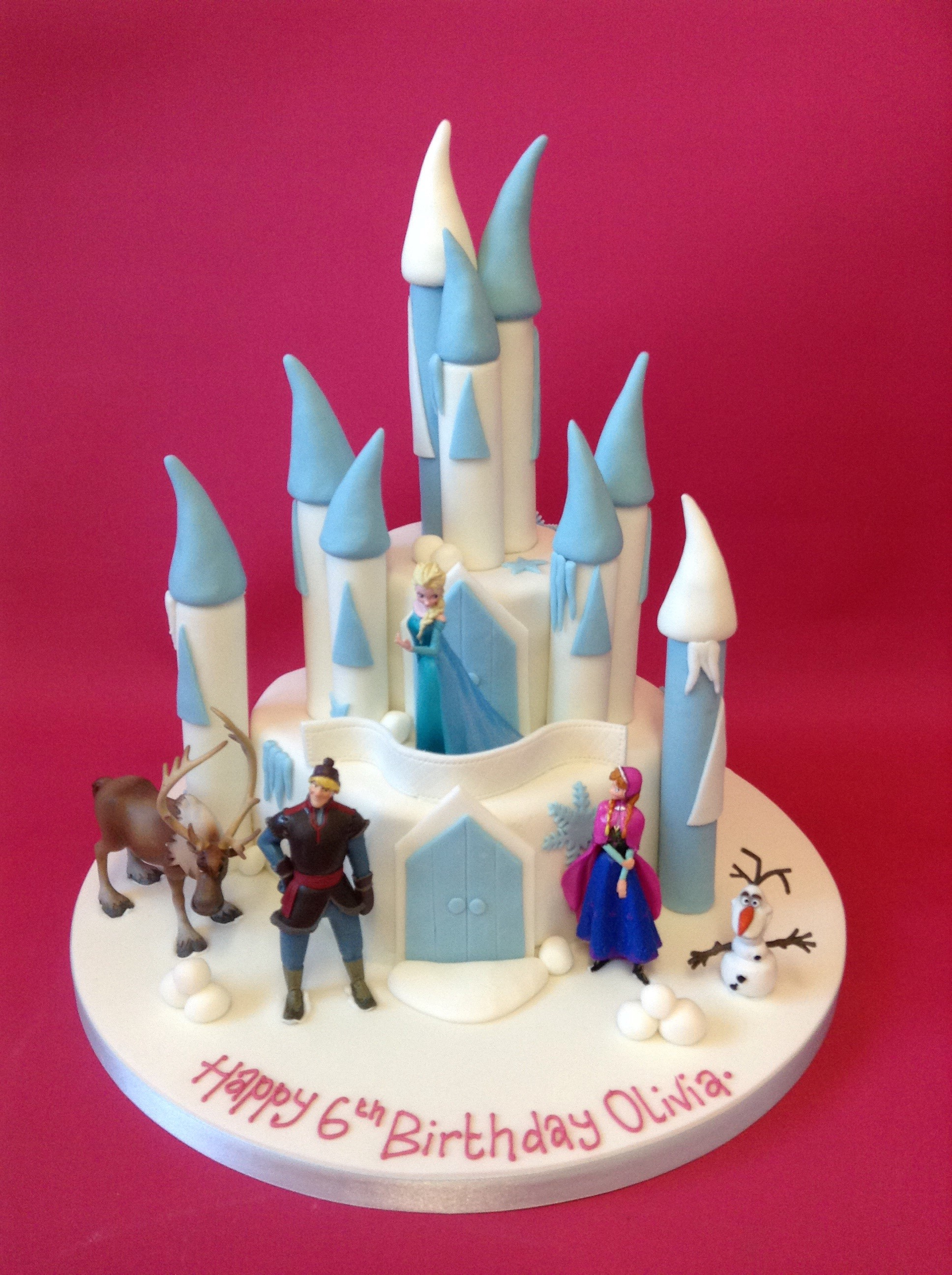 Children S Birthday Cakes The Little Cake Cottage