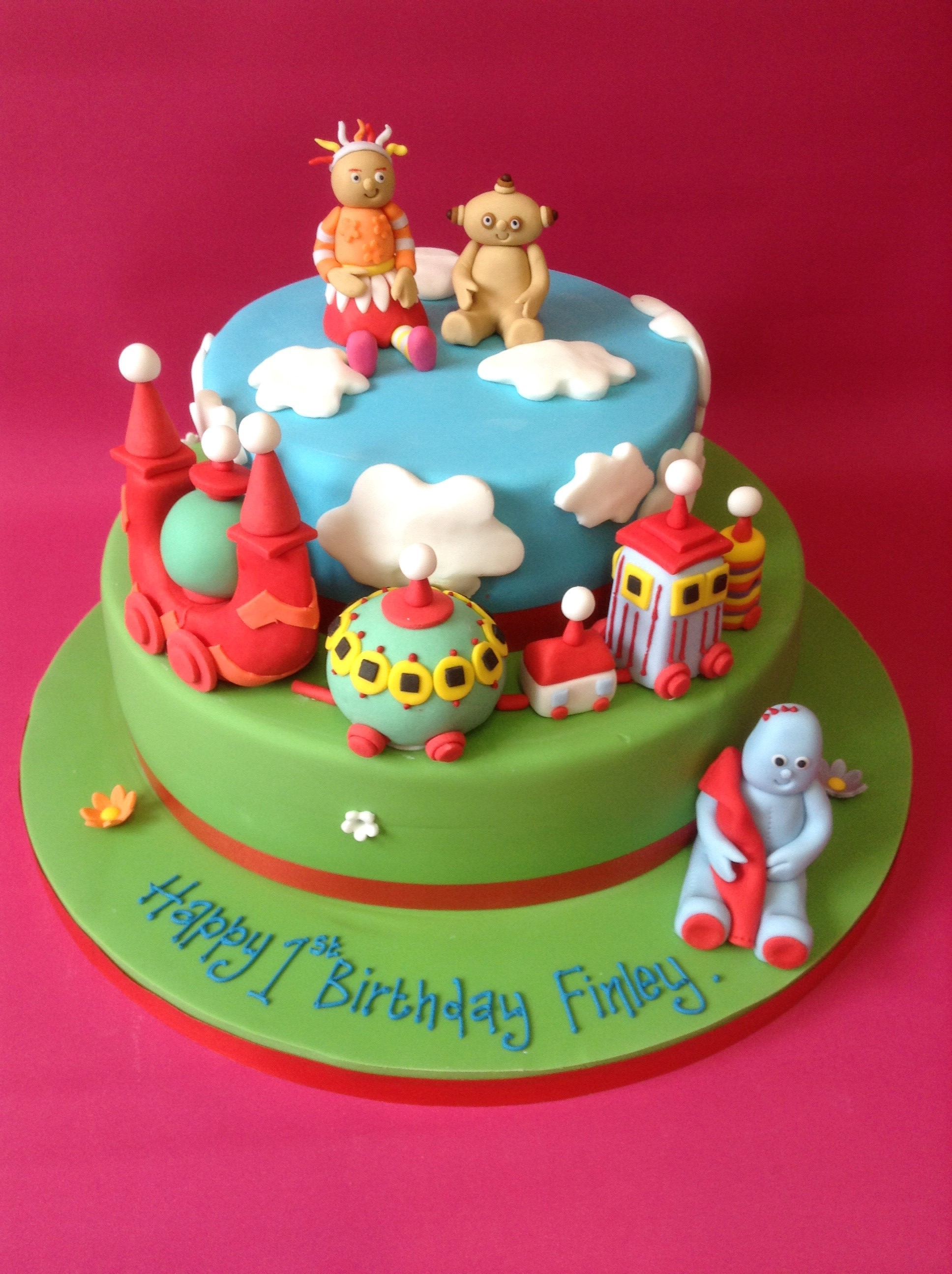 Groovy Childrens Birthday Cakes The Little Cake Cottage Funny Birthday Cards Online Elaedamsfinfo