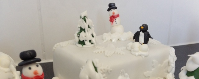 Christmas Cakes 2012