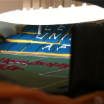 Elland Road Stadium Cake