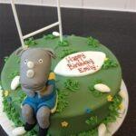 Ronnie Rhino Cake