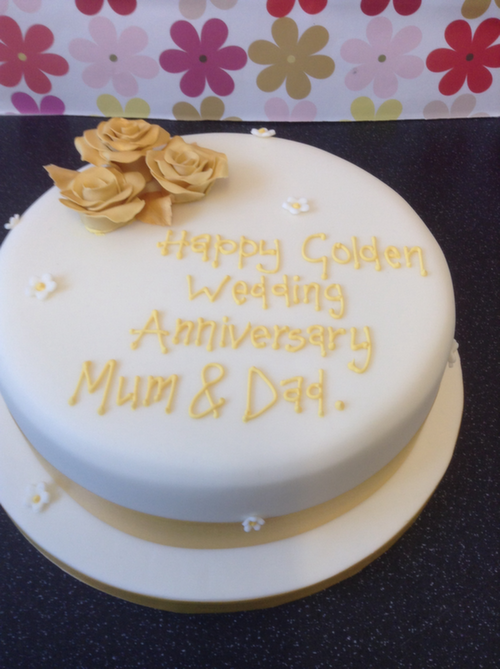 Unique Anniversary Cakes