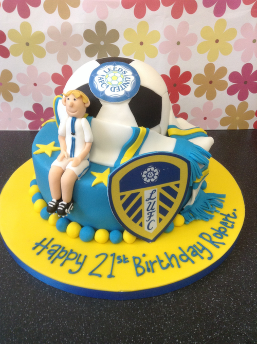 Birthday Cakes Made To Order Leeds